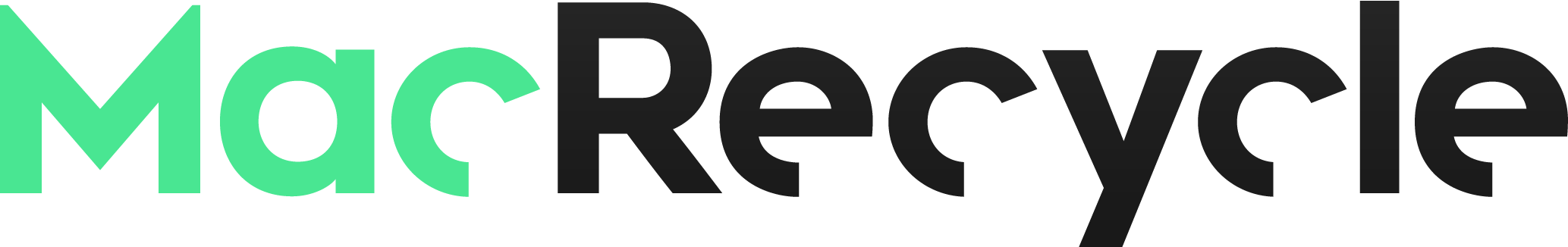 Mac Recycle Logo
